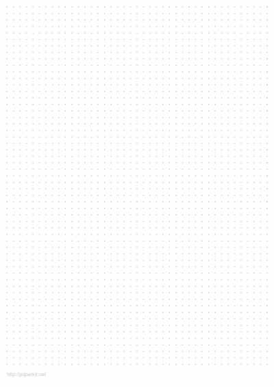 Dot Paper Template  Paperkit