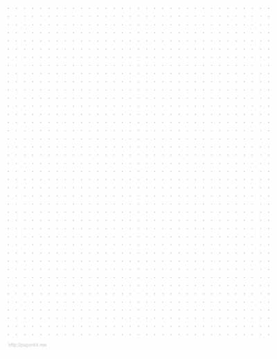 Dot paper template Paperkit – Notebook Paper Background for Word