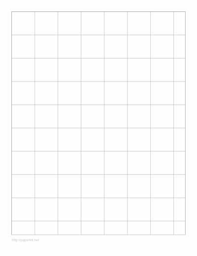 Blank Graph Paper Templates That You Can Customize   Paperkit  Grid Paper Template